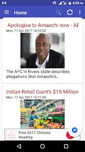 Wakabia Newsline - náhled