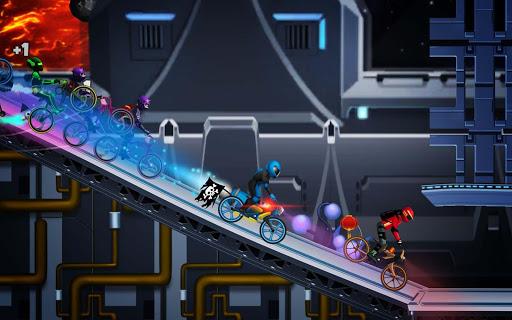 High Speed Extreme  Bike Race Game: Space Heroes 3.39 screenshots 8