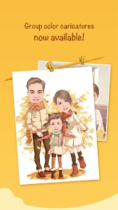 MomentCam Cartoons & Stickers v3.1.1