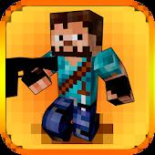 Cube World: City Survival 3D