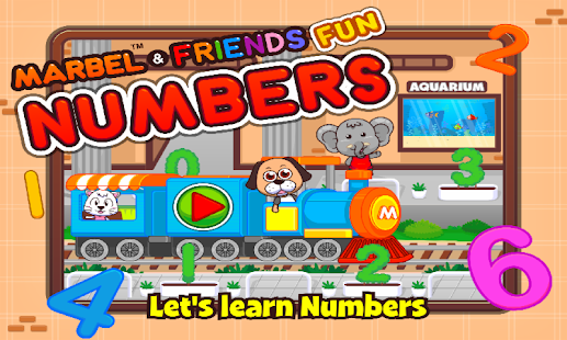 Marbel Fun Math & Numbers - náhled