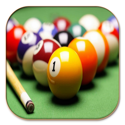 8 Ball Pool : Billiards Pro 3D 體育競技 LOGO-玩APPs