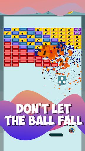 Arkinda: Relaxing brick breaker android2mod screenshots 2