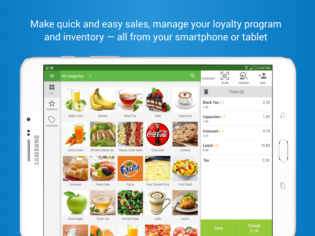 Loyverse POS - Point of Sale- screenshot