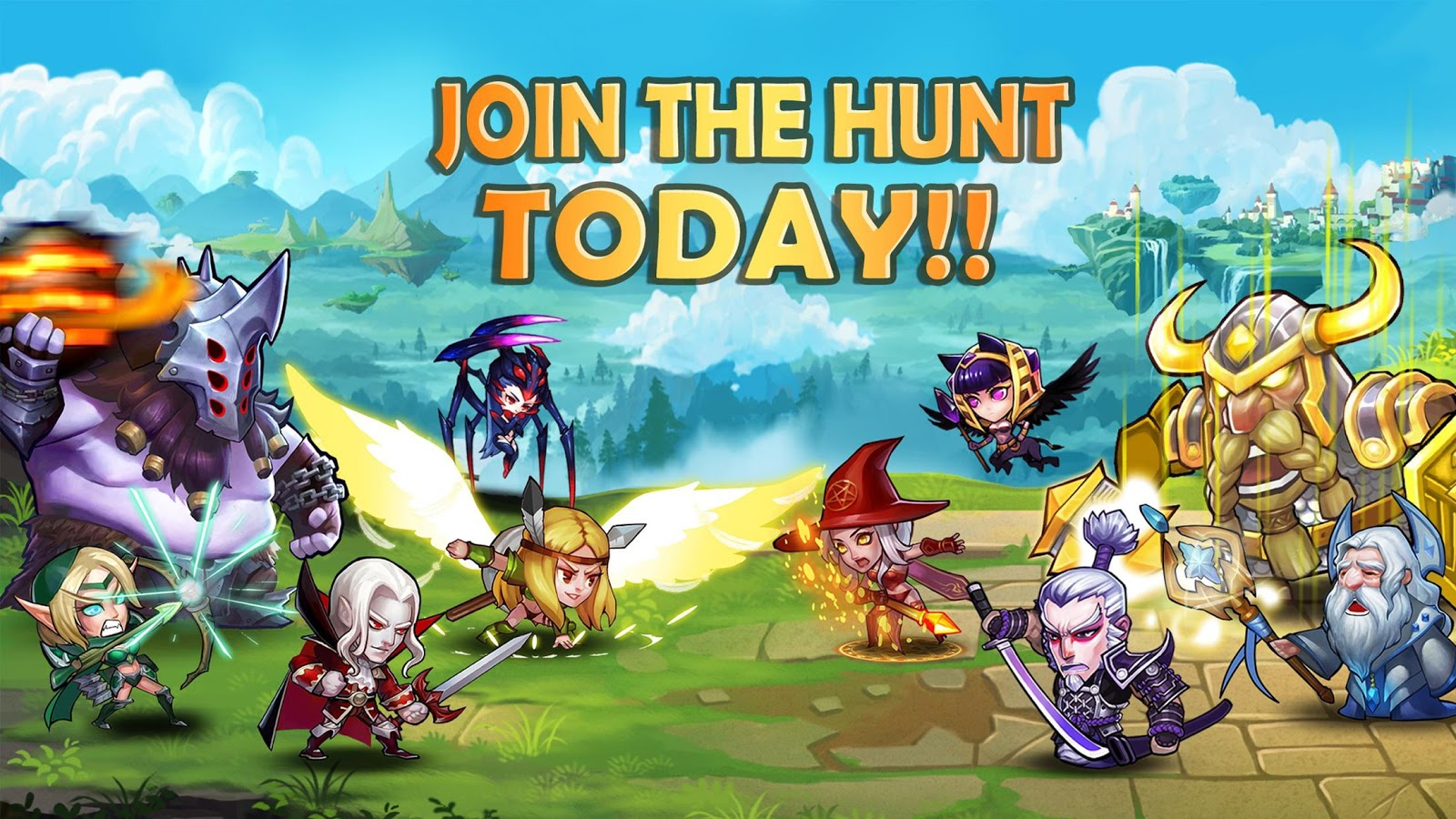Soul hunters android apps on google play