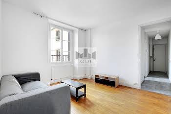 Appartement meublé 2 pièces 44,37 m2