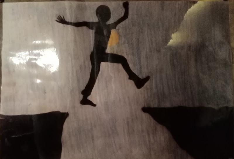 Covid: un salto nel buio. Ma presto tornerà la Luce di Nicca