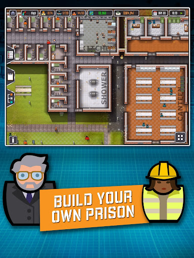 Prison Architect: Mobile  screenshots 1