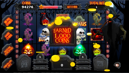 Halloween Slot Machine Free