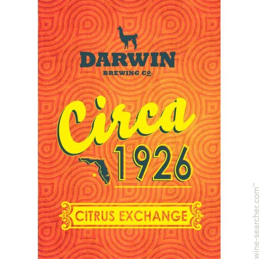 Logo of Darwin Circa 1926 Wheat