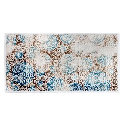 Ковёр 0.80х1.50 сарай классик 12390/уайт Ковровые галереи