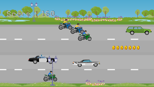 Traffic Racer screenshot 4