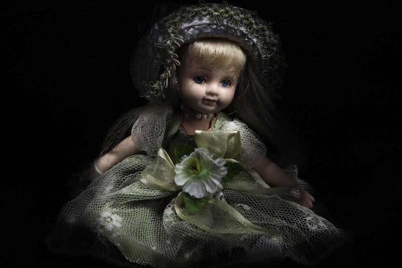 Bambola inquietante di LauraFerrandes