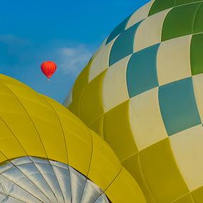 hot air balloon by Domingo Washington - Transportation Other ( hot air balloon )