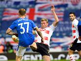 Laurent Jans (Standard de Liège) retient le positif après la défaite aux Rangers (3-2)