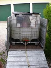 Photo: Brauwasser im Tank