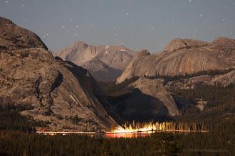 Photo: Yosemite's Tenaya Lake at Night