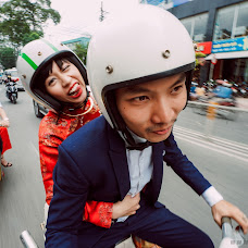 Wedding photographer Trung Võ (iamtrungvo). Photo of 06.10.2016