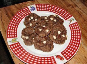 Swiss Chocolate Cake Mix Cookies Recipe