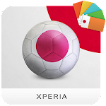 Xperia™ Team Japan Live Wallpaper Icon