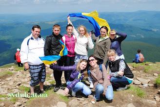 Photo: 16 черв. 2012 - підкорення гори Говерли молоддю парафії