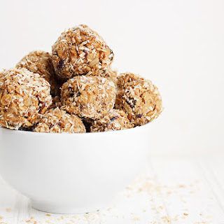 Honey Peanut Butter Granola Snack Bites