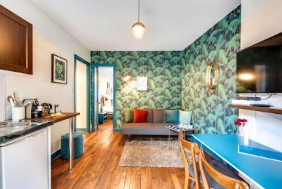 Roquette Serviced Apartment, Bastille