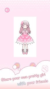 Game Hily's DressUp - Avatar Creator & Fashion Doll APK for Windows Phone