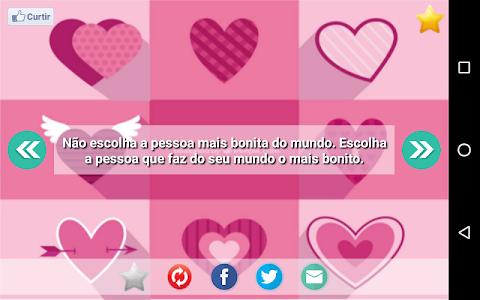 Frases Românticas p/ Whatsapp screenshot 12