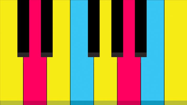 8-Bit Piano - screenshot