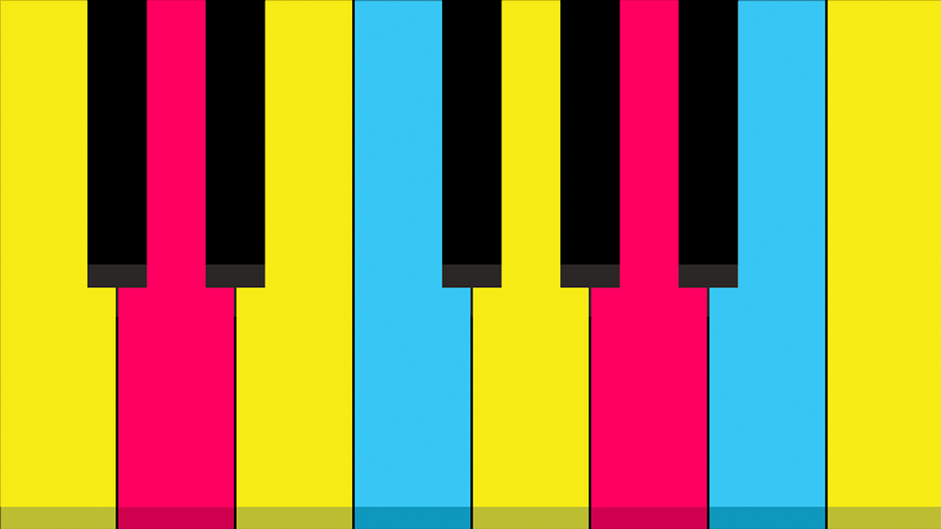 8-Bit Piano- screenshot