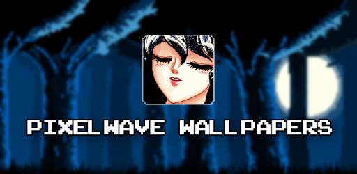 Pixelwave Wallpapers Live Walls Pixel Editor Apps No Google Play