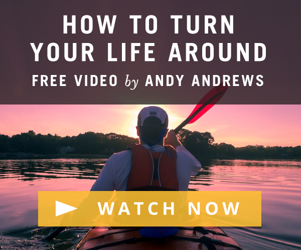 How To Turn Your Life Around