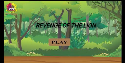 REVENGE OF THE LION screenshot 1