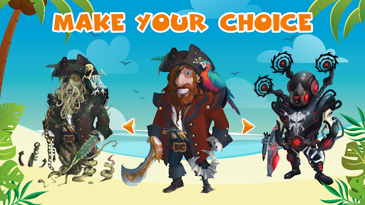 Pirate Henry Four Fingers. Clicker games cheat screenshots 1