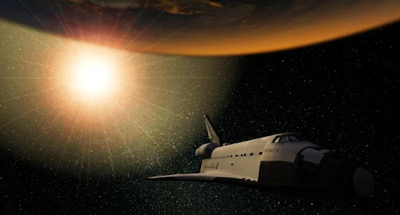 SpaceWalk VR Experience 1