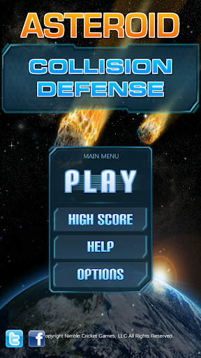 Asteroid Collision Defense LT