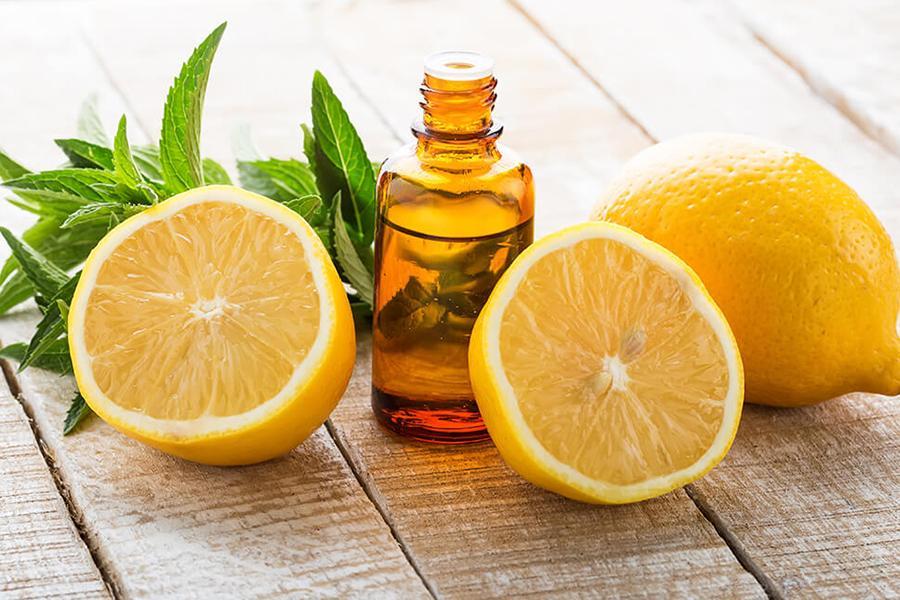 как смыть краску для бровей соком лимона