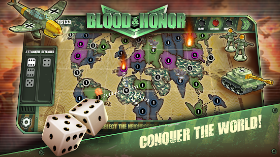 Blood & Honor [risk evolved] 1