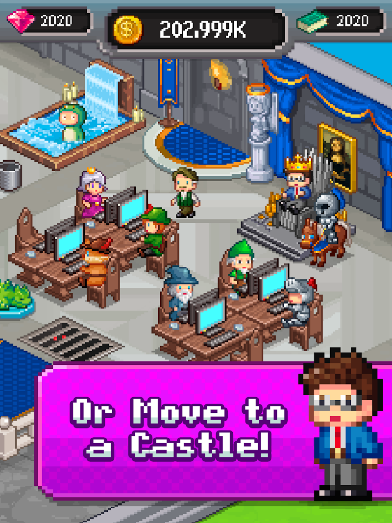 Tap Tap Trillionaire - Business Simulator Screenshot 8