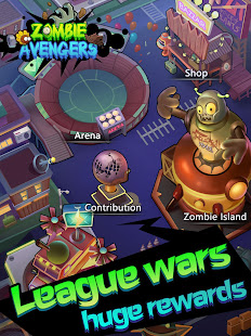 Zombie Avengers for PC-Windows 7,8,10 and Mac apk screenshot 7