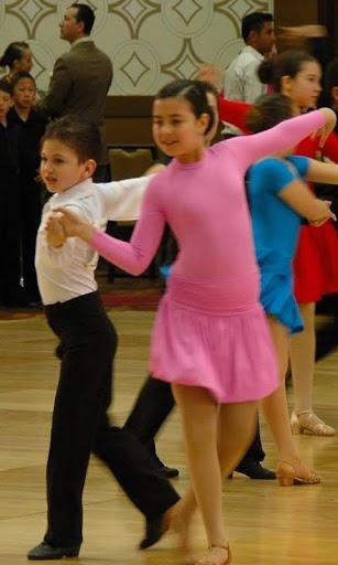 ダンススポーツの壁紙