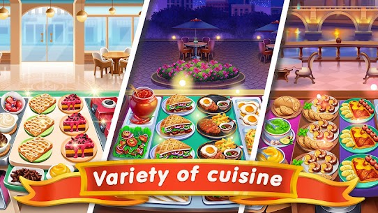 Cooking Sizzle: Master Chef MOD APK (Unlimited Money) 3