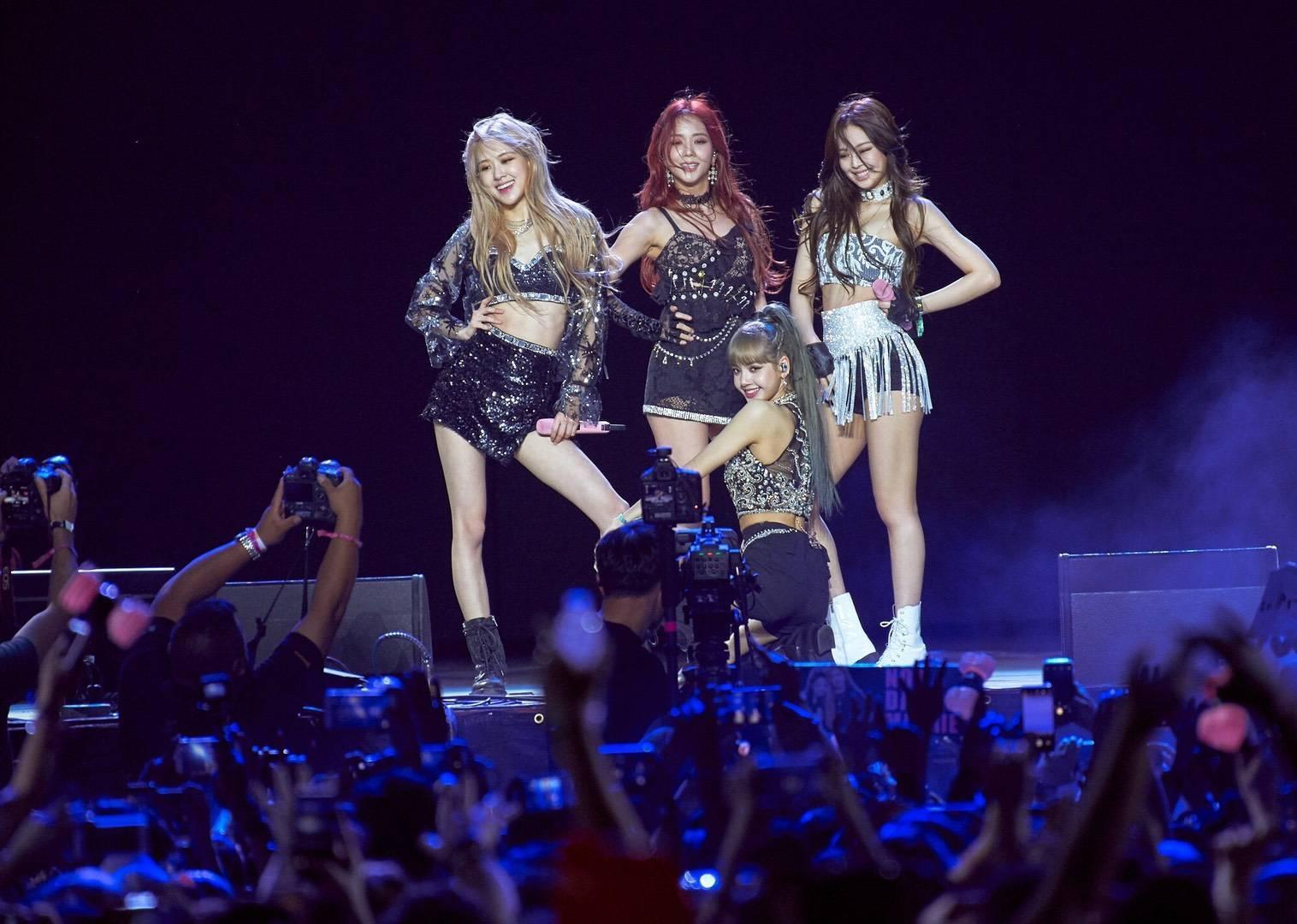 Ariana Grande şi Black Pink se întâlnesc la Coachella