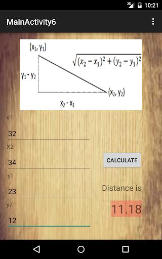 Hard Geometry Formulas