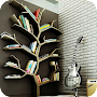 Idea Wall Book Rack APK icon