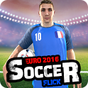 Euro 2016 Soccer Flick icon