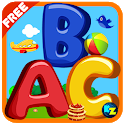 ABC Song - Rhymes Videos, Games, Phonics Learning icon