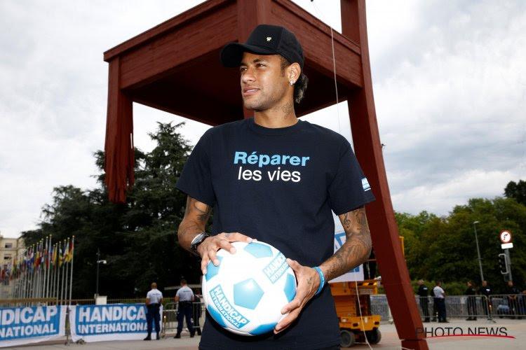 Neymar a joué franc-jeu avec le président du PSG