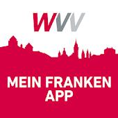 WVV Mein Franken App Würzburg